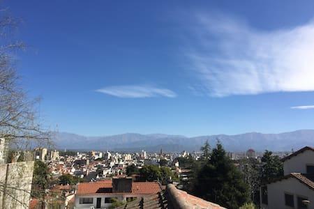 Unique & Cosy place in Salta :) - Huoneisto
