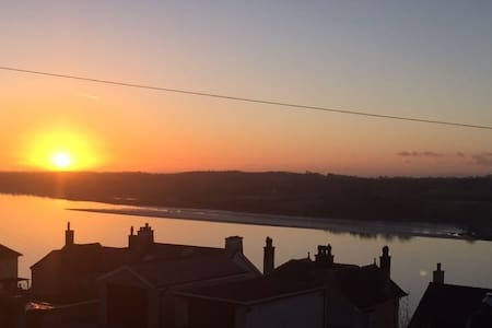 Cosy apartment with stunning views - Y Felinheli - Apartment