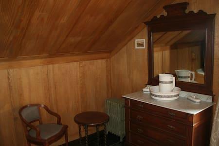 Le relais de Charlinette+gîte éques Ch. 1900 - Guesthouse