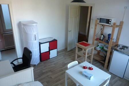 Studio2 privé toutconfort chez l'habitant - Roubaix - Casa