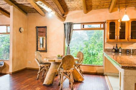 Casa Escazu;RUSTIC, CHARMING, MOUNTAIN CITY LIVING - Escazu - House
