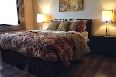Spacious bedroom and very chic! - San Rafael, Escazu - House