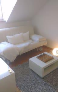 Freundlichles  Zimmer im Franzosenviertel - Munique - Apartamento