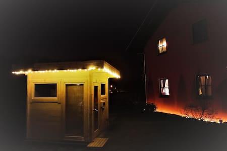 Romantic Fewo mit Terrasse & Garten (50) - Bad Saarow - Apartamento