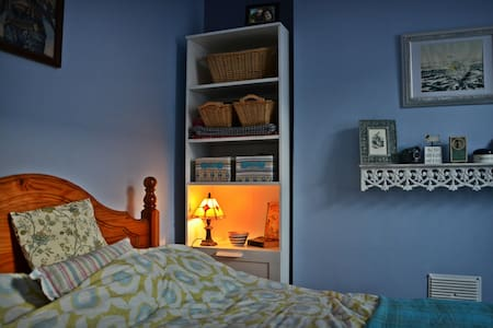 Quirky central flat with parking - Canton - Квартира