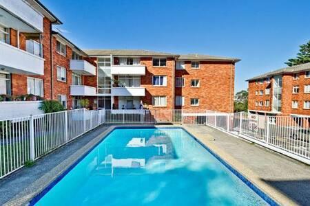 Bondi en-suite room with pool - North Bondi - Apartment