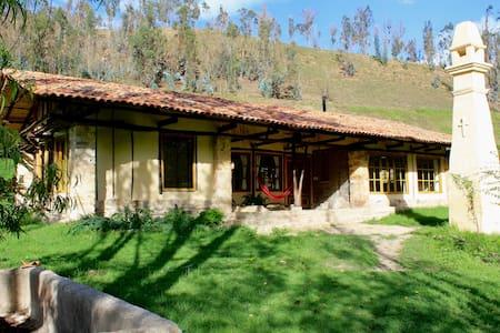 El Establo, hermosa casa campestre - Rumah