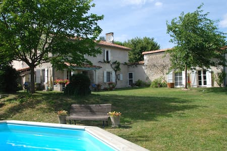 Farmhouse, with privacy in Dordogne - Haus