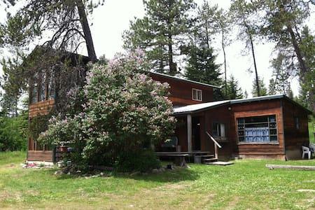 Blew Elk Inn - Rumah