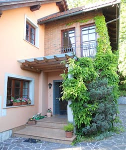 Charming old-fashioned garden villa - Medvode near Ljubljana