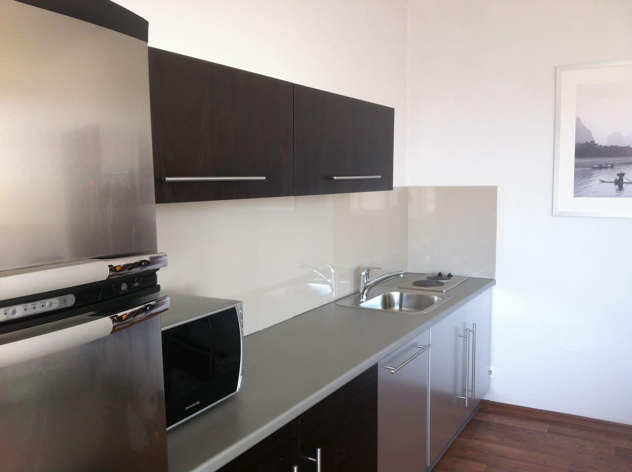 Modern bright apartments very nice