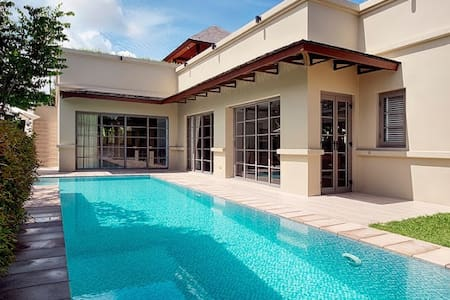 Luxury pool villa, Bang Tao area