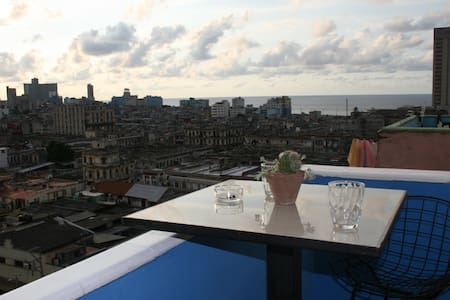 Private Appartment in Centro Habana with View - Apartment