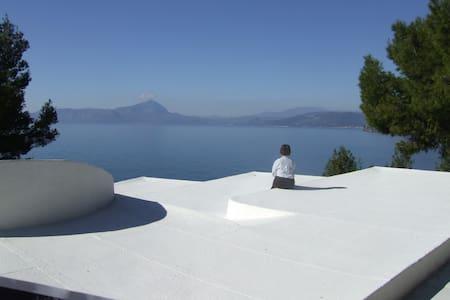 Fabulous, private sea side property - Villa