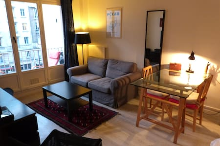 A cosy apt near the Eiffel Tower