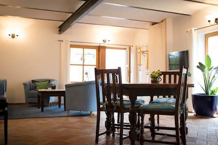 Loft Apartment Sauna Garden Golfing - Biblis - Loft