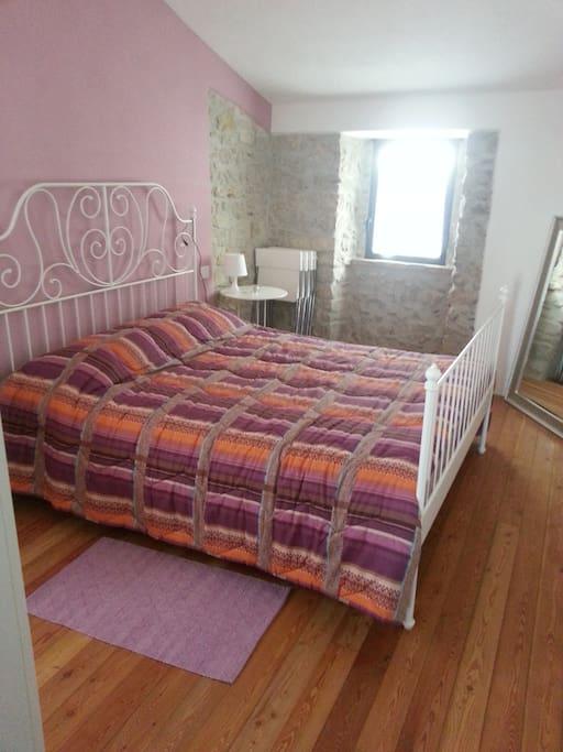Camera letto - Piano primo.