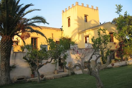 Charme Bed and Breakfast in Trapani - Valderice