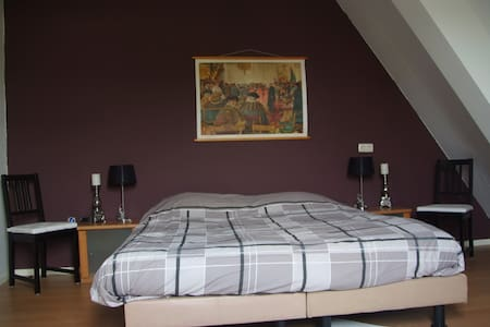 B&B Noflik Haule - Kamer Cornelis - Bed & Breakfast