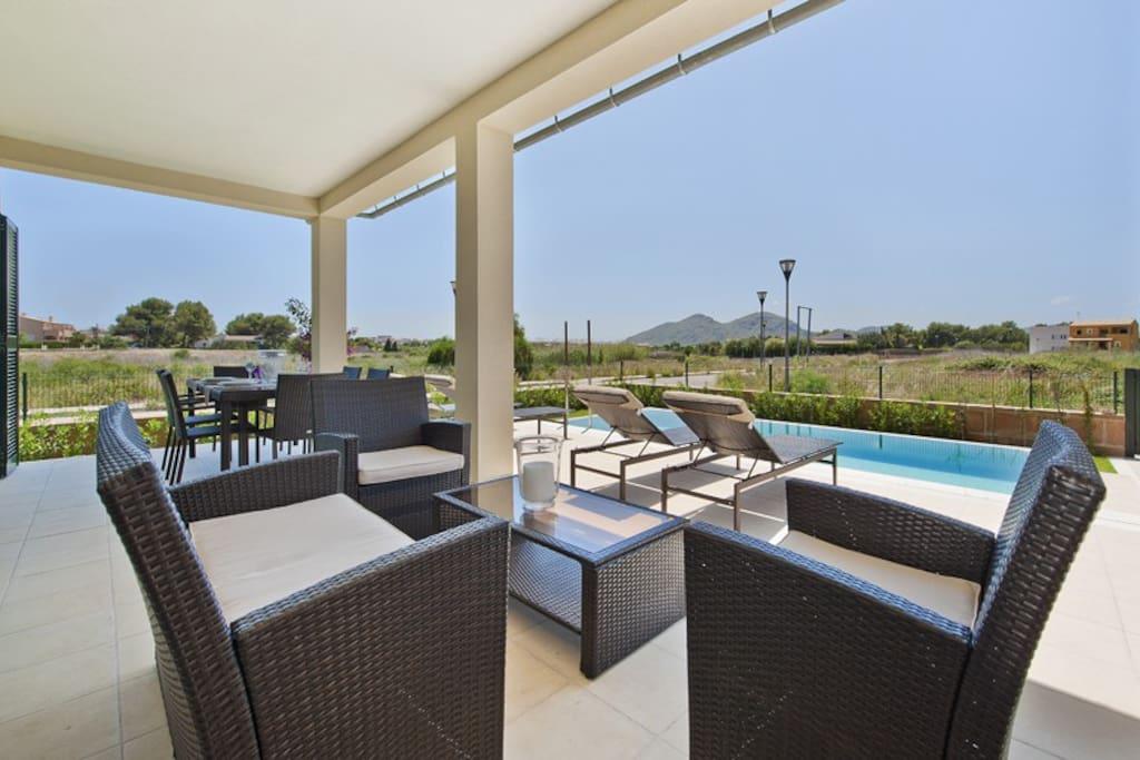 Villa Realitat in Spain