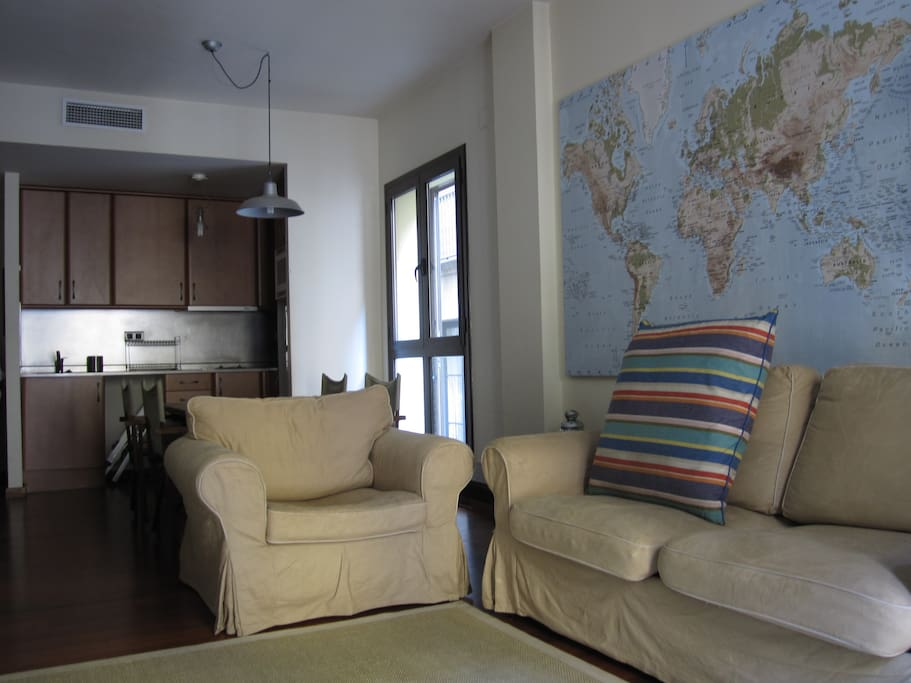 Great Apartment in Heart of Born