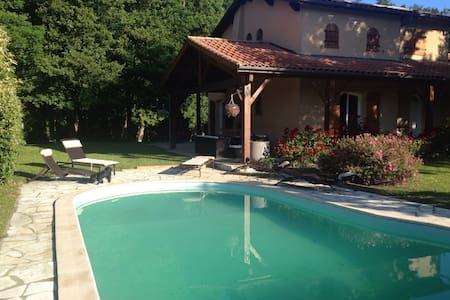 15m² Zimmer im EG mit Pool - House