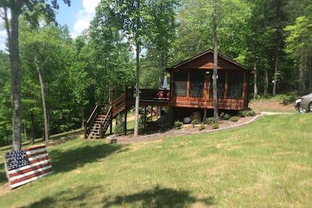 Tranquil N Ga Blue Ridge Mountains - Stuga