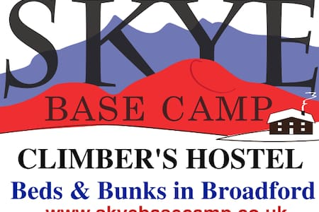 Skye Basecamp  Individual Bunk #1 in Room 6 - Broadford - Guesthouse
