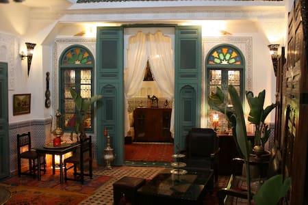 Ryad al Meknassia - Bed & Breakfast