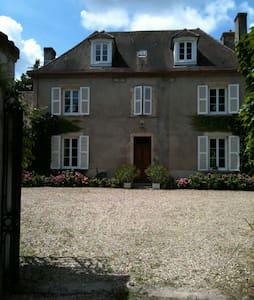 Maison de famille en Bourgogne Sud - Saint-Aubin-sur-Loire