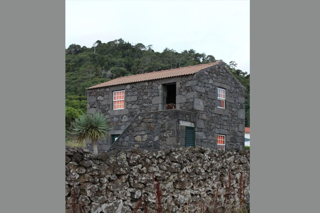 Pico Island Rural house - S.Vicente