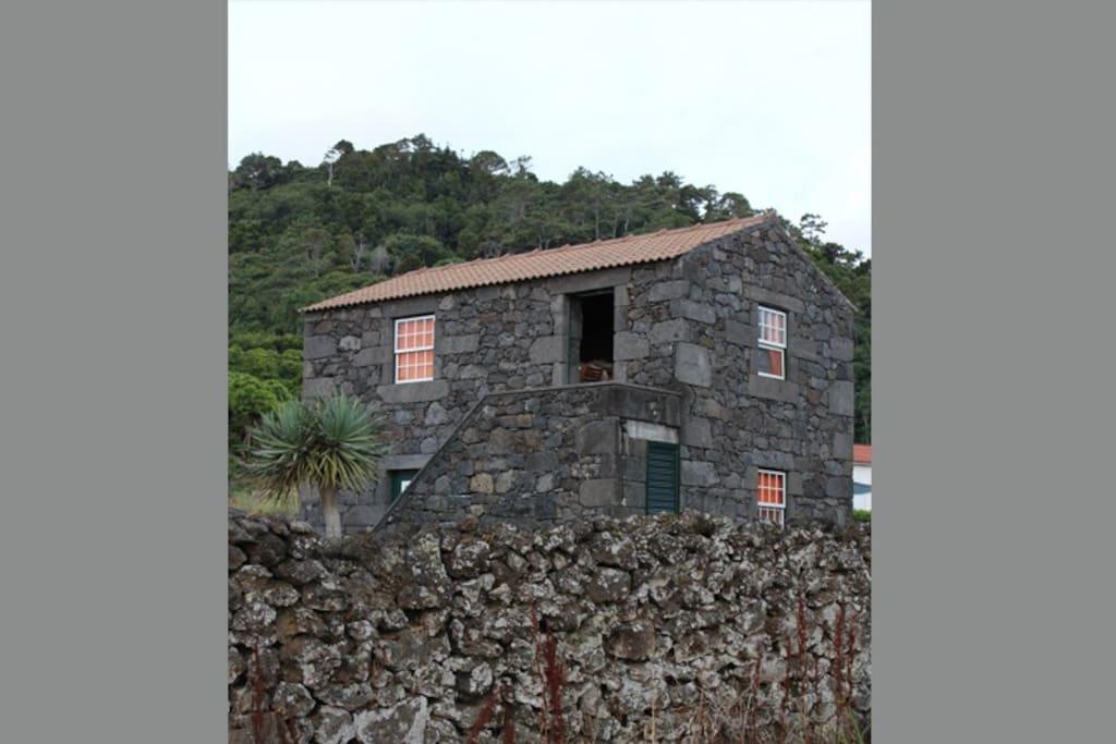 Pico Island Rural house - S.Vicente - HOUSE 1