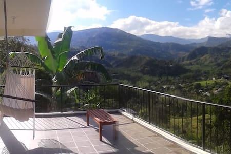 Hermosa casa en la Vega-Cund/marca - Ház