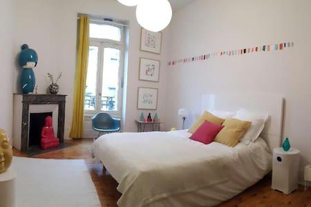 Chambre  Yo co - Apartamento