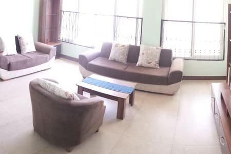 Furnished 2BR with beautiful view in Kariakoo - Dar es Salaam - Apartment