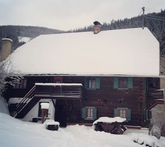 Quaint, authentic lodge in the Styrian mountains - Gemeinde Kraubath an der Mur