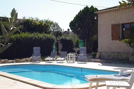 villa avec piscine privée VAR Franc - Salernes