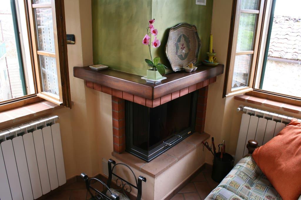 Ingresso soggiorno - Living room