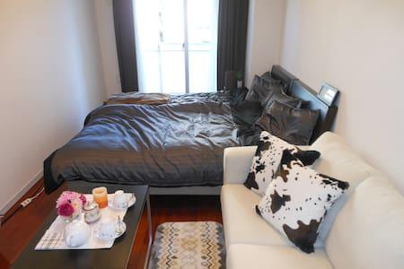 1min SHIROKANE Free PocketWiFi 2Bed - Minato-ku - Apartment