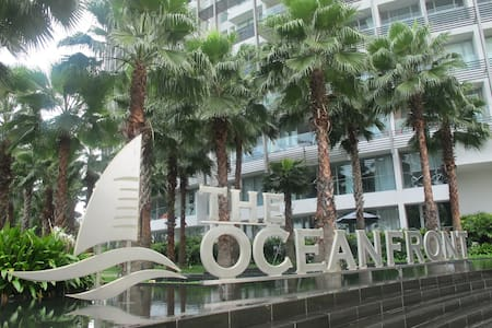 OceanFront Sentosa luxury Apartment - Apartment