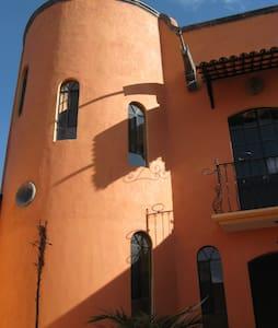 Villa Tecolote (Owl House)