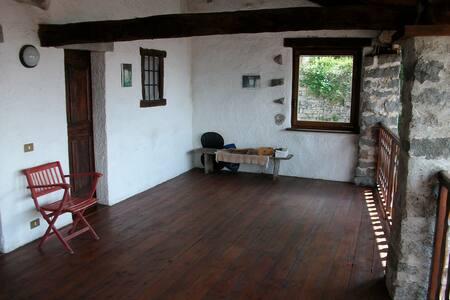 Oasi Zegna - Typical house - Campiglia Cervo - House
