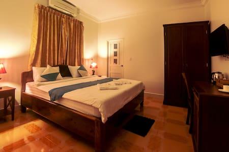 Villa - Deluxe Double Room - Sihanoukville - Szoba reggelivel