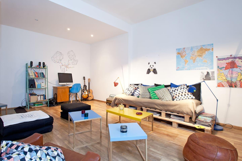 Loft 65 m2
