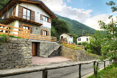 B&B Costiera dei Cech in Valtellina - Chempo