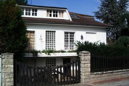 Grande maison proche Paris - Viarmes - Dům