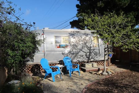 Shelly the Airstream - Baywood-Los Osos - Camper/RV