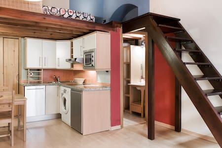 Great studio in the city centre - Appartement