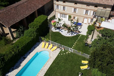 B&B Maison Lutz near Toulouse - Bed & Breakfast