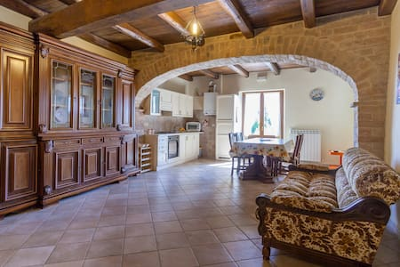 Historical country house in Umbria - Montefalco - Appartamento
